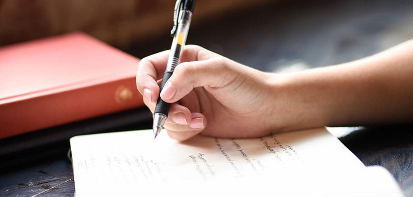 cursus gedichten schrijven